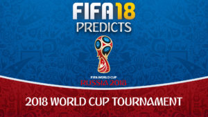 FIFA 18 Predicts The 2018 World Cup